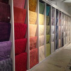 Stark Home La Showroom For Designer Selections Of Carpets