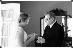 father of the bride, augusta jones bridal gown, nyc wedding photographers, CT wedding photographers, film photographers