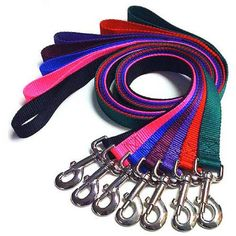 Majestic Pet 3/8'' x 6' Lead in Multiple Colors, Green
