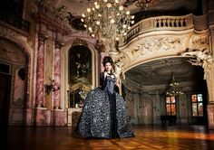EMPIREART COUTURE, Historische Mode, Vintage Fashion, Rokoko, Rococo, Wig Rococo, Schloss, Events rokoko Barock, Kostümverleih Rokoko Ball, Barock Event, Haarstyling, Fashion, Panier, Reifrock, Fotoshooting der besonderen Art