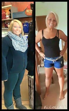 Before and after results with It Works! Http://wrappingintohealth.myitworks.com body transformation, ultimate body applicator, greens, thermofit, fat fighters, detoxification, tighten, firm, tone
