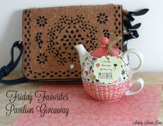 Friday Favorites – Week 305 – With Pavilion Gifts Giveaway   Raspberry Recipes