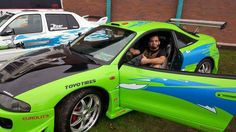 fast and furious eclipse jesse mclure