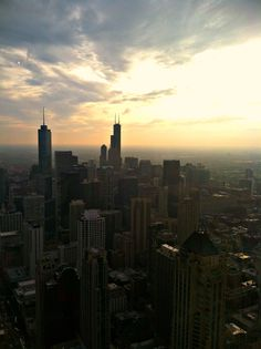 Chicago: I could see myself relocating here one day,,,