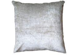 "Cushion Cover Handmade Villandry Dark Linen 16"" Beige Laura Ashley Fabric Zipped £18.25"