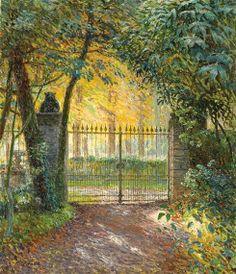 Emile Claus 1900
