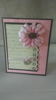Love Handmade Greeting  Cards by jennrainescreations on Etsy, $4.00
