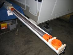 Rv Storage Ideas Under Rv Sewer Hose Storage Tube Made