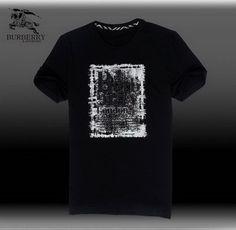 burberry london outlet online 4rd0  polo ralph lauren outlet Burberry London 1856 Letter Print Short Sleeve  Men's T-Shirt Black