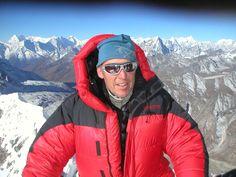 Jahr 2007 | Island Peak, Nepal | Highlight-Produkt: Marmot M 8000M PARKA |  Eingereicht von Edgar F.