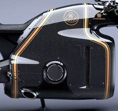 If Itu0027s Hip, Itu0027s Here: Limited Edition Kodewa Performance Motorcycle, The Lotus  C