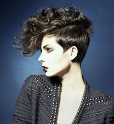Fashion hairstyles 2012, short haircuts style!