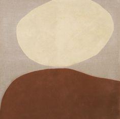 Interlude I by Magda Skupinska. Orange peel and cinnamon on canvas. Art And Illustration, Modern Art, Contemporary Art, Minimalist Art, Art Object, Pablo Picasso, Botanical Prints, Land Art, Painting & Drawing