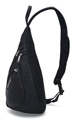 b61cbd64a4ac Amazon.com  Tinyat T509 Sling Backpack Chest Bag Travel Casual Crossbody Shoulder  Bag for Women Men T509