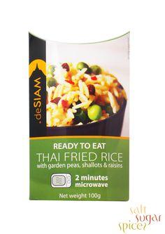 deSIAM Thai Fried Rice, Peas & Raisins http://www.salt-sugar-spices.gr/products/GR/item/DIEThNI_PRO%CE%AAONTA/ALMYRA_TROFIMA/THAI/ETOIMO_TIGANITO_RYZI_ARAKAS___ESALLOT