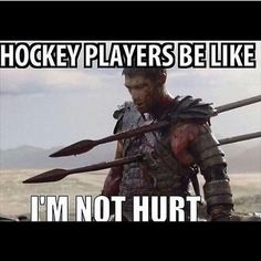 """Sports Subscription Boxes & Gifts for kids of all ages. - Sports Subscription Boxes & Gifts for kids of all ages. hockey_memes_forever: """"Like if you agree that hockey players are tough! PC: DM me funny memes! Funny Hockey Memes, Rugby Memes, Rugby Quotes, Sports Memes, Funny Sports, Nrl Memes, Hockey Puns, Field Hockey Quotes, Rugby Funny"""