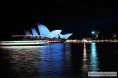 Behind The Lens Lukey: Into The Vivid Light - Sydney Opera House