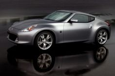 Nissan 370 z Pictures