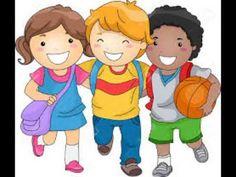Cartoon of a Group of Happy Diverse School Children - Royalty Free Vector Clipart by BNP Design Studio Free Clipart Images, Royalty Free Clipart, Vector Clipart, Vector Art, Drawing Simple, 4 Image, Free Image, Friends Clipart, Illustration Art Nouveau