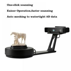 high precision Desktop scanner EinScan-SE,One click scanning,The Generation of Einscan,Easy& fast 3d Scanners, Free Shipping, Desktop, Mobile Security, Easy, Tech Gadgets, White Light, Printers, Computers