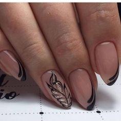 Nail Art Designs For Short Nails Fancy Nails, Trendy Nails, Pink Nails, Cute Nails, Gel Nail Art, Acrylic Nails, Ongles Beiges, Hair And Nails, My Nails