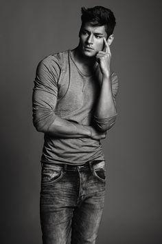 Meet Hideo Muraoka, Your New Favorite Male Model
