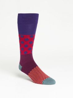 Paul Smith Patterned Socks