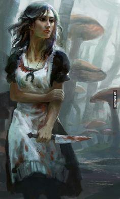 Alice: Madness Returns.