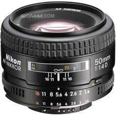 I love my nifty 50!  I actually prefer the 1.8. Nikon 50mm 1.4