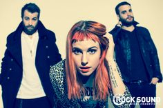 paramore rock sound photoshoot 2013