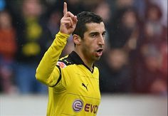 Mkhitaryan explains how to pronounce his surname after Manchester United transfer