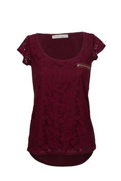 Lace Teeshirt