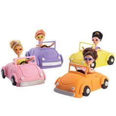 Go Girls! Mini Cakes