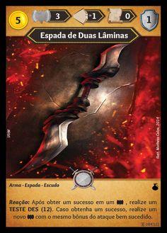 Espada de Duas Lâminas