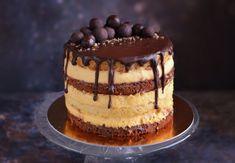 Somlói torta házilag és a rejtélyes mazsola-jelenség – Sweet & Crazy Tiramisu, Food To Make, Tasty, Cake, Ethnic Recipes, Food Cakes, Kuchen, Tiramisu Cake, Torte