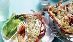 A rather luxurious ingredient best treated simply, and with love! Use king prawns if you can't find crayfish.