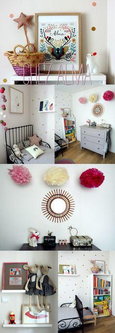 La chambre d'Alma #bunnyinabow
