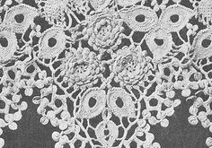 Free lessons in crochet techniques, titches, abbreviations.