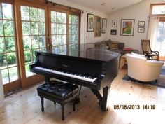 Country Charm--a sunny, graceful home with concert grand piano, great books, artVacation Rental in Truro from @HomeAway! #vacation #rental #travel #homeaway