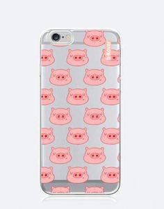 funda-movil-cerditos-3 Phone Cases, Chic, See Through, Mobile Cases, Piglets, Shabby Chic, Elegant, Phone Case