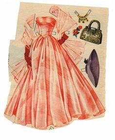 Elizabeth Taylor - outfit
