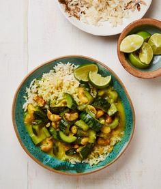 Meera Sodha's vegan recipe for Sri Lankan cucumber cashew curry | Vegan food and drink | The Guardian Indian Food Recipes, Asian Recipes, Vegetarian Recipes, Cooking Recipes, Healthy Recipes, Ethnic Recipes, Dump Recipes, Savoury Recipes, Whole Foods Meal Plan