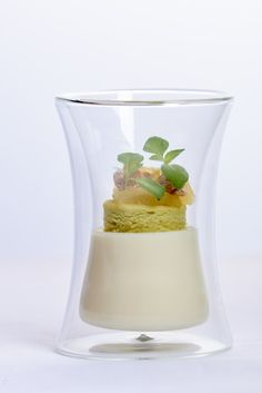 Spring Desserts Pur' - Jean-François Rouquette created by Pastry Chef, Fabien…