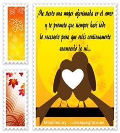 tarjetas con pensamientos de amor para mi esposo,tarjetas con poemas de amor para mi esposo : http://www.consejosgratis.es/palabras-bonitas-para-mi-esposo/