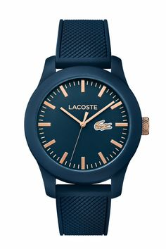 Lacoste Watches Updates 12.12 Timepiece