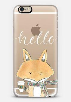 Basic Fox by Fox & Floral Design | @casetify