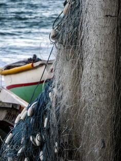 Fishing net... - Copacana, Rio de Janeiro, Brazil, South America Hair Styles, Brazil, Nature, Photography, Fishing, Sea, Rio De Janeiro, Landscapes, Hair Plait Styles
