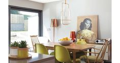 Parlour Lighting featured within Project Two