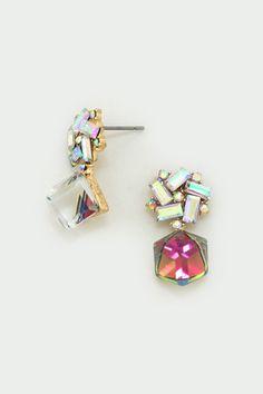Crystal Valentina Earrings