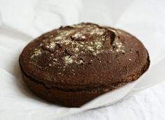 Chestnut spelt bread via Green Kitchen Stories